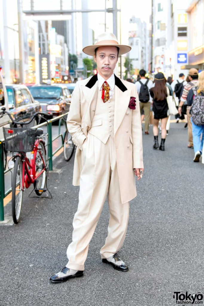 juvenile delinquency store shibuya zoot suit