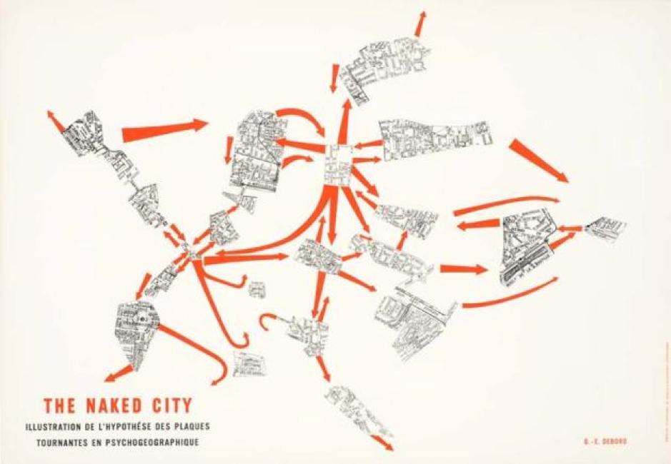 Naked City Guy Debord