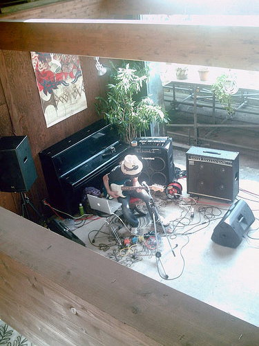 Naoki Ishida Ikigai Room Studio Recording