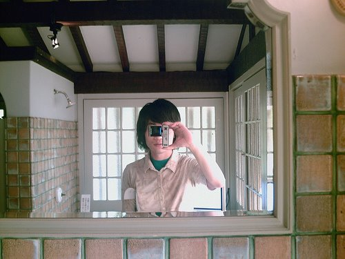 Naoki Ishida selfie