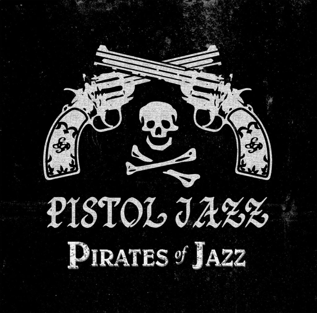 Pistol jazz logo alternativo intervista per Ikigai Room